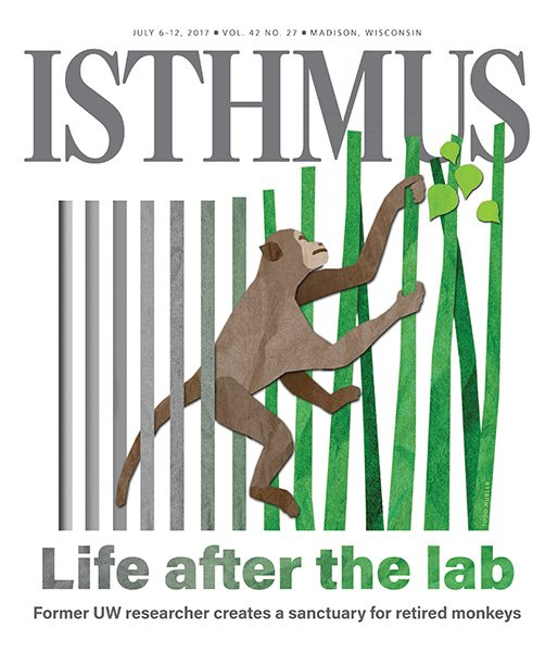 Life After the Lab Isthmus cover