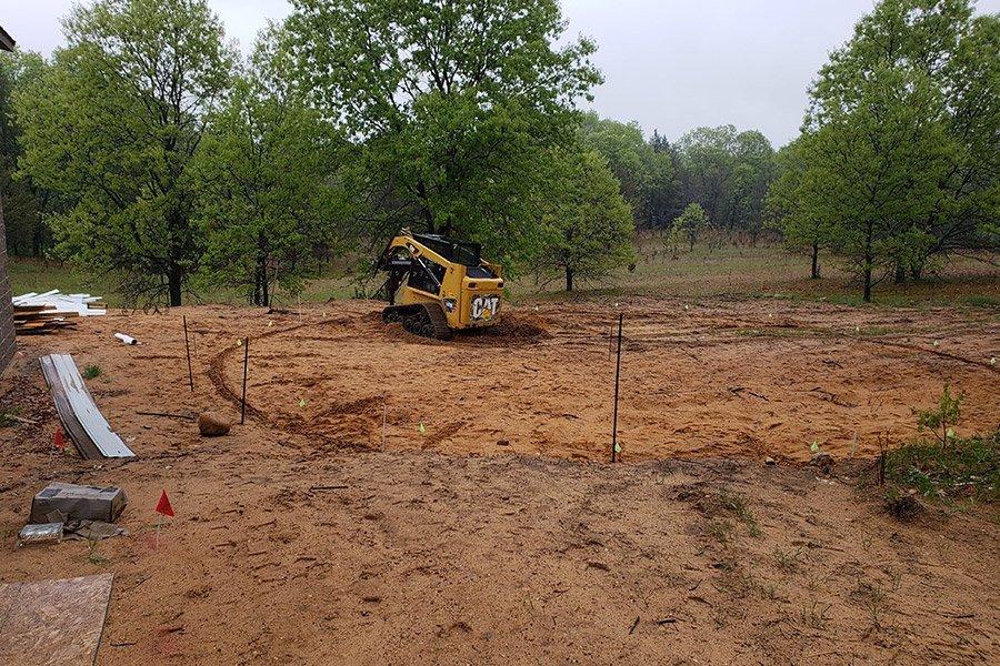 Geodome Construction